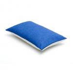 Dekokissen Blau – Hellgrau