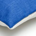 sofakissen blau grau