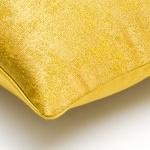 Goldenes Zierkissen